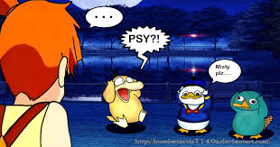 Psyduck Meme - misty and psyduck s by huederonvis7140z on deviantart
