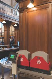 new york public library u0027s reading room reopens with a u0027book train