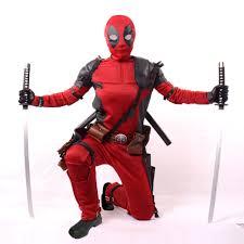 plus size superhero halloween costumes aliexpress com buy plus size custom movies 2016 deadpool costume