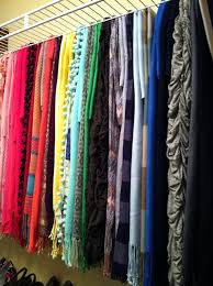 best 25 scarf storage ideas on pinterest scarf organization