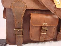 sacoche bureau cool stuff hommes sac bandoulière sacoche cuir véritable large