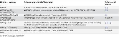 Recommendation Letter Sample For Student Elementary Plos Pathogens Immunosuppressive Yersinia Effector Yopm Binds