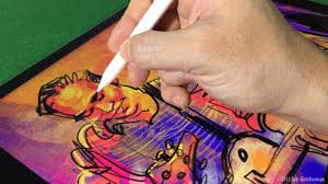 ipad pro u0026 pencil artist review by rob sketcherman parka blogs
