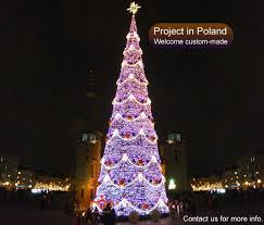 Metal Christmas Decorations Outdoor by Mall Pvc Wire Lights Christmas Tree Decor Outdoor Free Standing