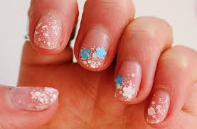 nails inc floral effects nails