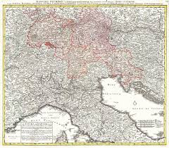 Map Of Italy And Switzerland by Detailed Map Of Northern Italy Deboomfotografie