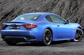 maserati grancabrio sport 2016 new maserati gran sport details emerge before the coupe u0027s debut