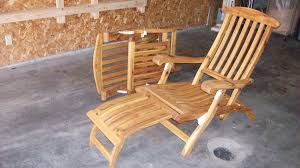 deck lounge chairs cedar folding by mls lumberjocks com
