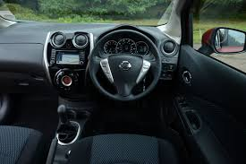 nissan note interior nissan note 2013 pictures nissan note front cornering auto express