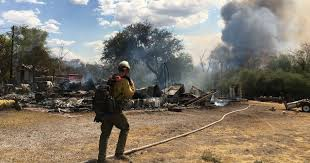 Wildfire Episodes Guide by Arizona Wildfires Azcentral Com