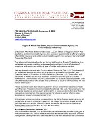 for immediate release welch settlement services and commonwealth partnership jpg