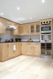 Light Wood Kitchen Maple Kitchen Units See More Of This Kitchen At Http