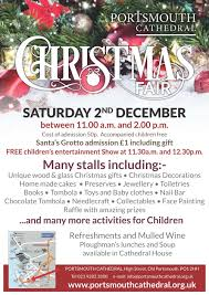 christmas fair u2014 portsmouth cathedral