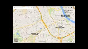 Downtown Nashville Map Blueshoe Nashville Cma Music Fest 2018 Hampton Inn Vanderbilt