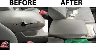 Interior Repair Leather Console Repair Interior Magic Of Atlanta