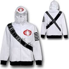 Shadow Costume Joe Storm Shadow Costume Hoodie