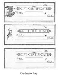 make your own gift card make gift certificates with gift certificate ideas make