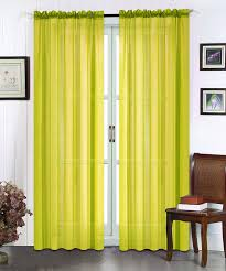 Chezmoi Collection Curtains by Mustard Yellow Bedding Pillow Covers U0026 Curtains U2013 Ease Bedding