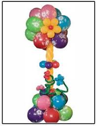 flowers and butterflies balloon centerpiece cate dora party