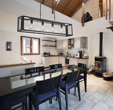 Bronze Kitchen Lighting Unique Bronze Industrial Style Rectangular Pendant Eclectic