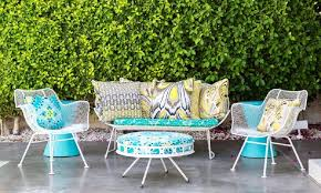 palm springs style outdoor furniture house pinterest palm