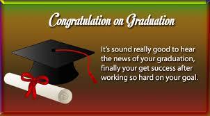 messages for graduation