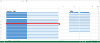 vba excel delete table rows and shift up not entire row stack