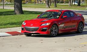 2011 mazda rx 8 information and photos zombiedrive