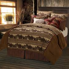 Western Bedding Set Lg1820 Briarcliff Comforter Set Western Bedding By Hiend Accents