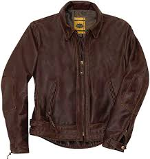 brown leather motorcycle jacket schott perfecto jacket vintage motorcycle jacket legendary usa