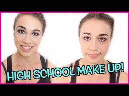 Challenge Psychosoprano How I Did My Makeup In High School Challenge