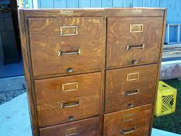 Oak File Cabinet 2 Drawer by Furniture Antique Wooden File Cabinets Furniture Antique Double