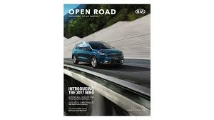 Kia Open Kia Open Road Magazine For Concept Cars Kia Motors America
