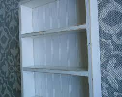 White Bathroom Shelves - bathroom shelf etsy
