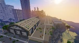 City Maps For Minecraft Pe Colona Island