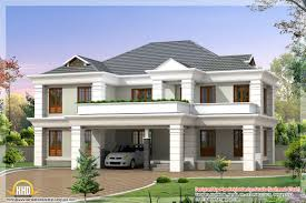 awesome three floor house design india pictures home decorating