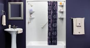 new replacement showers bathwraps
