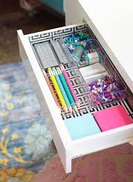 Pretty Desk Organizers Iheart Organizing A Happy Home Office With Homegoods