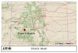 Colorado Game Unit Map by 542 Acres In Gunnison County Colorado