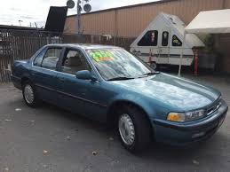 1991 honda accord 1991 honda accord 4dr sedan ex auto inventory albertos auto