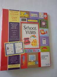 school days keepsake album school nellbe gluten free