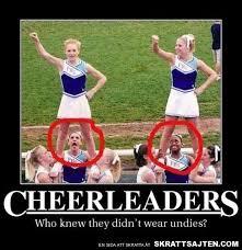 Spirit Fingers Meme - cheerleaders they don t wear undies a line sweetheart wedding