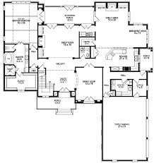 beautiful decoration 4 bedroom 2 bath house plans for hall