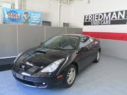 toyota celica gts for sale 2000 toyota celica gt for sale at friedman used cars bedford