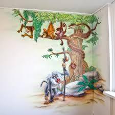 muurschildering jungle boom kinderkamer muurschildering ruben muurschildering jungle boom kinderkamer jungle safarijunglesmural