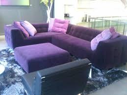 Sectional Sleeper Sofas For Small Spaces by Sleeper Sectionals For Small Spaces Beautiful Purple Microfiber