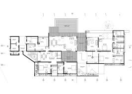 architectural home plans robinson house marcel breuer modern architecture house plans