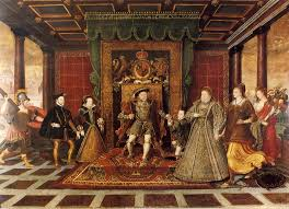 tudor king the tudor kings and queens of england
