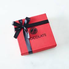 sesame tahini chocolate gift box 9 pieces on food52