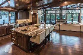 craftsman style flooring 37 craftsman kitchens with beautiful cabinets designing idea